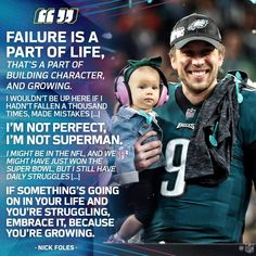 My favorite quotes after the Eagles Super Bowl win. Philadelphia Eagles Super Bowl, Philadelphia Sports, Go Eagles, Fly Eagles Fly, Eagles Philly, Eagles Team, Super Bowl Wins, Carson Wentz, Band Of Brothers
