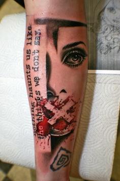 Artist: Rainer Lillo / Backbone Tattoo & Art Gallery / Estonia, Tartu +372 58 36 99 09 / Rainer.lillo@gmail.com