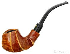 Winslow Crown Smooth Bent Apple (200) Pipes at Smoking Pipes .com