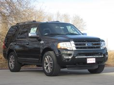 King Ranch Ford Expedition EL We all have our weaknesses…