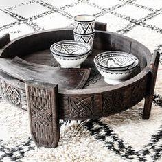 Zoco Home | Chakki table