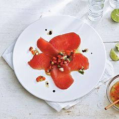 Tiradito of Tuna | Coastalliving.com