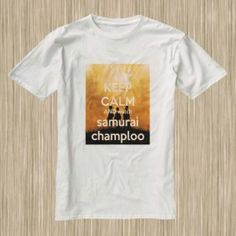 Samurai Champloo 07B4 #SamuraiChamploo #Anime #Tshirt