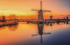 Kinderdijk, Holland by Remo Scarfò on 500px