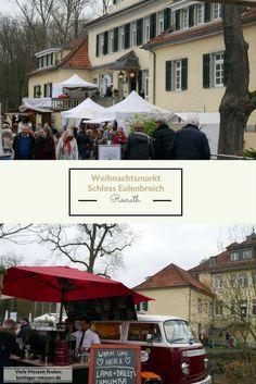 Amazing Schloss Eulenbroich in R srath NRW wird Schauplatz des Weihnachtsmarktes