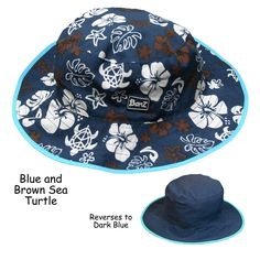 Reversible UV Bucket Hat. BANZ Carewear for kids. 6613527d2fb2