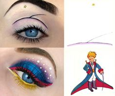 The Little Prince eye