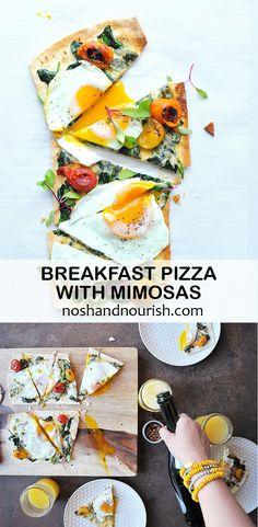 breakfast pizza   vegetarian breakfast   breakfast flatbread   fried egg recipes   easy brunch recipe