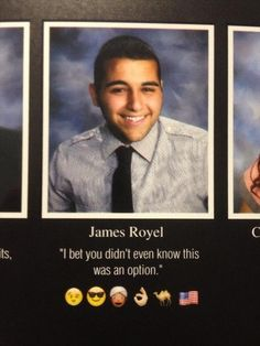 Dump A Day Funny Yearbook Quotes, Thanks To The Class Of 2014 - 37 Pics