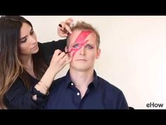 When it comes to creating a Ziggy Stardust costume, it's all about the makeup. Follow this easy tutorial to get the look using affordable drugstore makeup.