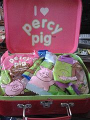 I love Percy Pig case 30th Party, Train Journey, Good Old, Kitty, My Favorite Things, Sheffield, Fern, My Love, Jade
