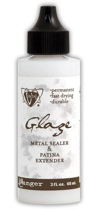 Vintaj GLAZE METAL SEALER & Patina Extender by artisticsupplies, $7.99