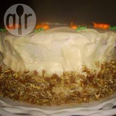 Carrot and Almond Cake @ allrecipes.co.uk