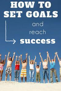 How to Set Goals and Reach Success   eBay