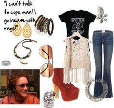 """""""Steven Hyde"""" by missstevierae on Polyvore"""