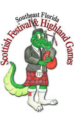 Scottish Festival & Highland Games - I remember these well. Miss seeing all my friends.