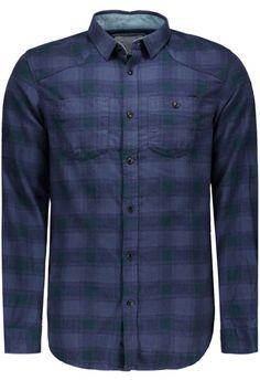 Jack & Jones Blouses & overhemden Jack & Jones Overhemd 15000402 Blauw 1