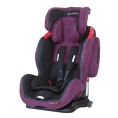 Accesorii bebelusi :: Scaune auto :: Scaune auto 9-36 kg :: Scaun auto SPORTIVO cu ISOFIX Violet Coletto