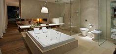 ARK - Arquitetura: Banheiro não. Sala de Banho!