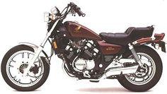 1984 Honda V30 Magna......this is just like my bike.