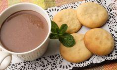 Receta de Chocolate con galletas de nata