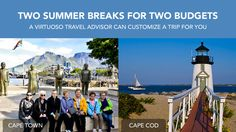 Adelman Vacations - Splurge or Steal: Cape Town vs. Cape Cod http://whtc.co/a7b7