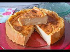 Flan pastelero o flan parisino, ¡una delicia! - YouTube Dessert Souffle, Mexican Food Recipes, Dessert Recipes, Flan Recipe, Good Food, Yummy Food, Cheesecake Cake, Pan Dulce, Mets