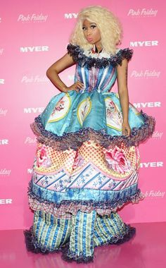 Nicki Minaj is a very polarizing individual. People either LOVE her or downright HATE her...