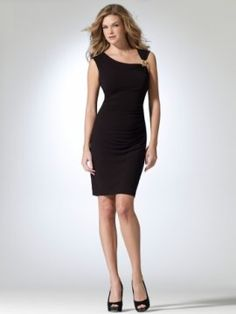 Side ruched dress with asymmetrical neckline [#N5355A70253691] - $150.00 : Crazeparty.com, Dare to be Different!
