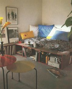 This magazine.  CONRAN'S CREATIVE HOME DESIGN ©1986