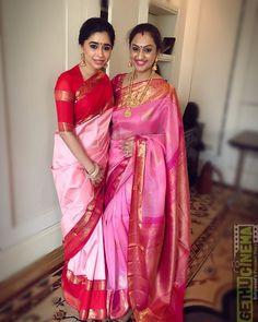 Sari Blouse Designs, Saree Blouse Patterns, Fancy Blouse Designs, Blouse Neck Models, Simple Sarees, Indian Designer Outfits, Indian Outfits, Indian Bridal Fashion, Saree Trends