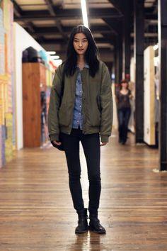 female fashion inspiration