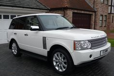2006 Land Rover Range Rover...used to want one of these until I found out they suck mechanically..