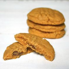 Peanut Butter Cookies, gluten free, gf, gluten free cookies, gluten free cookie recipe
