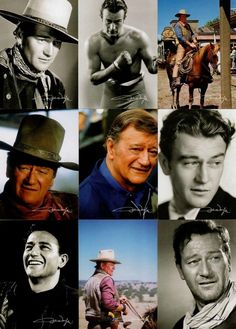 John Wayne - The Duke - - Page 5 - Western Movies - Saloon Forum John Wayne Quotes, John Wayne Movies, Hollywood Actor, Classic Hollywood, Old Hollywood, Iconic Movies, Classic Movies, Westerns, Vintage Movie Stars
