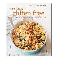 Weeknight Gluten Free book + a recipe