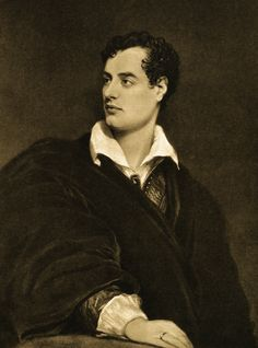 An poster sized print, approx (other products available) - circa George Gordon Byron - the Baron Byron of Rochdale and romantic poet. (Photo by Hulton Archive/Getty Images) - Image supplied by Fine Art Storehouse - poster sized print mm) made in Australia Fine Art Prints, Framed Prints, Canvas Prints, British Poets, Lord Byron, Writers And Poets, Don Juan, White Man, History