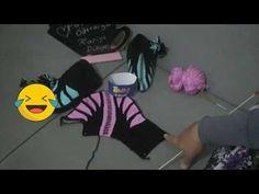 Tunus İşi Kolay Patik Bot Yapımı │El İşi Örgüler │Adım adım Yapılışı - YouTube