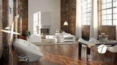 Jak urządzić loft? Ciekawe pomysły i inspirujące projekty
