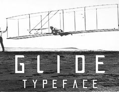 "Check out new work on my @Behance portfolio: ""Glide Typeface"" http://be.net/gallery/36920327/Glide-Typeface"