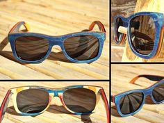 Wood Glasses Model #moda #occhiali #summer #fashion #style #accessories #tendenze
