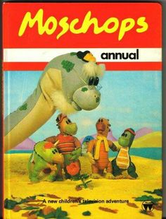 Moschops annual 1986