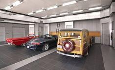 garage 2 As garagens mais impressionantes do mundo