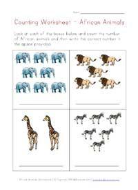 wild animals vs tame animals kindergarten sorting activity my kindergarten blog pinterest. Black Bedroom Furniture Sets. Home Design Ideas