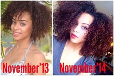 5 Natural Hair Journeys on YouTube to Inspire You in 2015