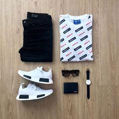WEBSTA @ mrjunho3 - Rate this outfit 1-10. What would you change? Let me know in the comments below! ⤵️Jeans: @uniqlousaShirt: @adidasoriginalsShoes: @adidas NMDShades: @tomfordWallet: @ferragampWatch: @danielwellington•••••••#menstyle #wiwt #mensfashion #bananarepublic #forever21 #gap #asos #hm #clubmonaco #jcrew #zara #expressmen #armaniexchange #adidasnmd #uniqlo #ootd #japanesestyle #streetstyle #menswear #adidasoriginals #minimal #urbanwear #streetfashion #denim #athleisure…