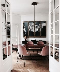 Getting Bored With Your Home? Use These Interior Planning Ideas – Lastest Home Design Dining Room Design, Interior Design Living Room, Living Room Decor, Living Spaces, Color Interior, Dining Rooms, Dining Area, Bedroom Decor, Dining Room Inspiration