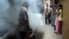#Vernebelung gegen Mücken-Invasion: Neu-Delhi kämpft gegen Dengue-Fieber - n-tv.de NACHRICHTEN: n-tv.de NACHRICHTEN Vernebelung gegen…