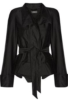 ISABEL MARANT Janey cotton jacket £170 http://www.theoutnet.com/products/703793