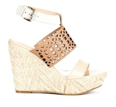 Bristol Wedge Sandal.